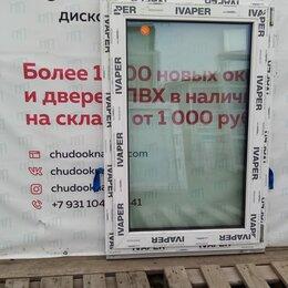 Окна - Окно, ПВХ Ivaper 70мм, 1230(В)х820(Ш) мм, 0