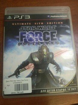 Игры для приставок и ПК - Star wars: the force unleashed - ultimate sith…, 0