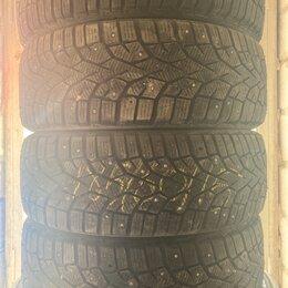 Шины, диски и комплектующие - Шины зимние шипованные Gislaved 185/60R15, 0