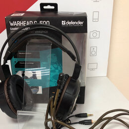 Компьютерная акустика - Наушники Warhead G-500, 0