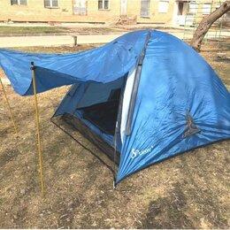 Палатки - Палатка туристическая 4-х местная , 0