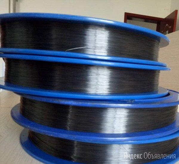 Проволока вольфрамовая 80 мкм ВМ по цене 7₽ - Металлопрокат, фото 0