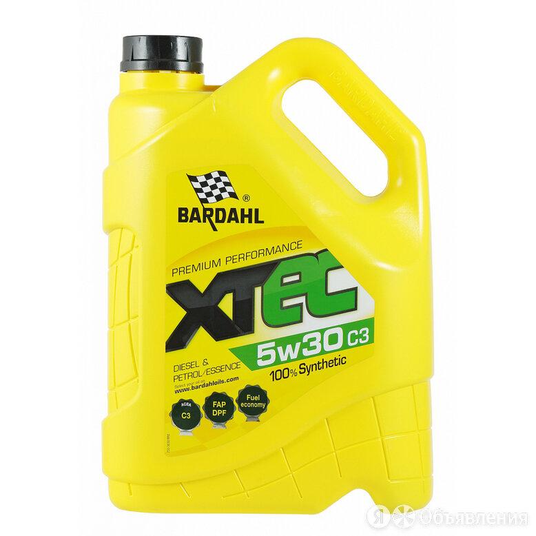 Синтетическое моторное масло BARDAHL XTEC 5W30 по цене 4569₽ - Масла, технические жидкости и химия, фото 0