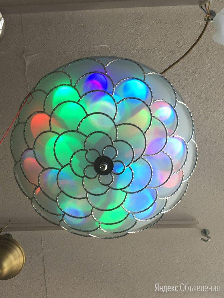 Светильник с LED подсветкой по цене 6990₽ - Настенно-потолочные светильники, фото 0