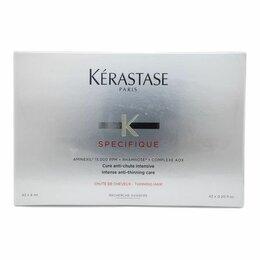 Маски и сыворотки - Ампулы для волос Specifique Aminexil Force R, Kerastase, 0