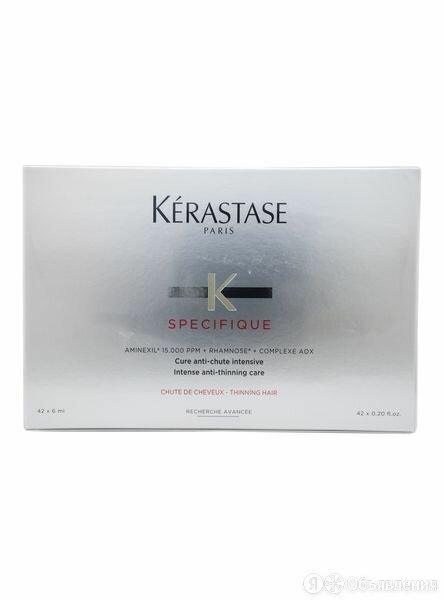 Ампулы для волос Specifique Aminexil Force R, Kerastase по цене 3500₽ - Маски и сыворотки, фото 0