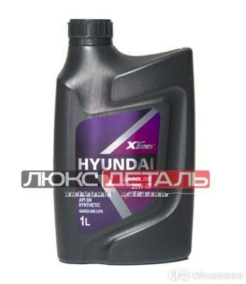 HYUNDAI-XTEER 1011007 МАСЛО МОТОРНОЕ  XTeer Gasoline 20W50  1L  по цене 495₽ - Масла, технические жидкости и химия, фото 0