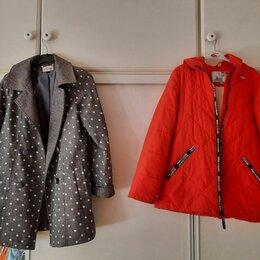 Комплекты - Куртка, плащ и пакет вещей для девочки 10-12 лет, 0