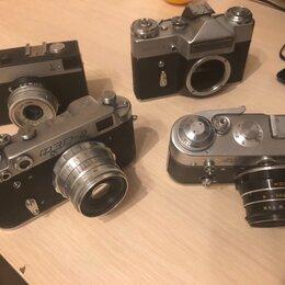 Пленочные фотоаппараты - Фотоаппараты , 0