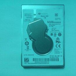 Жёсткие диски и SSD - Жесткий диск Seagate  1tb , 0