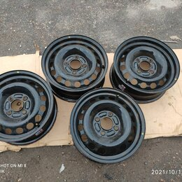 Шины, диски и комплектующие - Продам 4 оригинальных штампов Mitsubishi.Состояние: б/у, 0