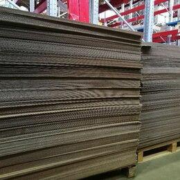 Упаковочные материалы - Гофрокартон в листах 800*1200мм трехслойный, марка Т-21, 0