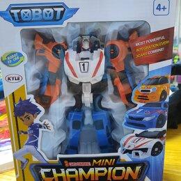 Роботы и трансформеры - Тобот Чемпион, трансформер 3в1, 0