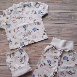 Домашняя одежда - Детская одежда новорожденным. Много, 0
