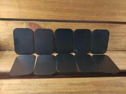 Держатели для мобильных устройств - Металлические пластины для магнитного держателя, 0