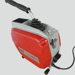 Инструменты для прочистки труб - Электромеханическая прочистная машина Maxi Power 150, 0