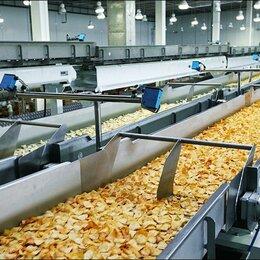 Разнорабочие - На фабрику по производству чипсов требуются разнорабочие., 0