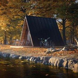 """Готовые строения - Дачный домик """"Hut House 12"""", 0"""