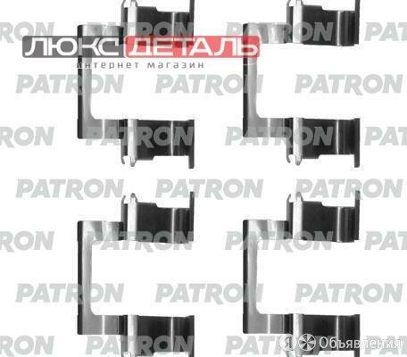 PATRON PSRK1091 Комплект монтажный тормозных колодок дисковых OPELFRONTERA A ... по цене 580₽ - Тормозная система , фото 0