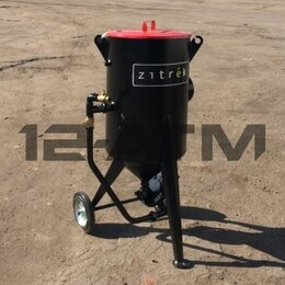Производственно-техническое оборудование - Пескоструйный аппарат Zitrek, 0