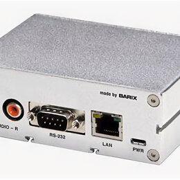Прочее сетевое оборудование - Barix Instreamer 100, 0