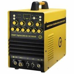 Сварочные аппараты - Сварочный аппарат Start Tig Line 200 AC/ DC Pulse, 0