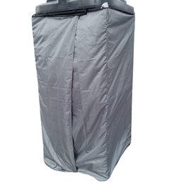 Души - Душевая кабина с баком для душа Удачник 110л без подогрева (серая), 0