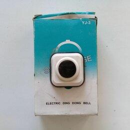Электроустановочные изделия - Электрический звонок, 0