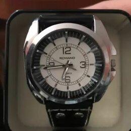 Наручные часы - Мужские наручные часы Romano, 0