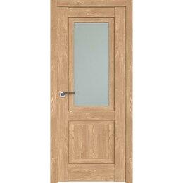 Межкомнатные двери - Дверь межкомнатная Profil Doors 2.88XN Каштан натуральный - со стеклом, 0