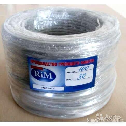 Нагревательный кабель по цене 250₽ - Обогреватели, фото 0
