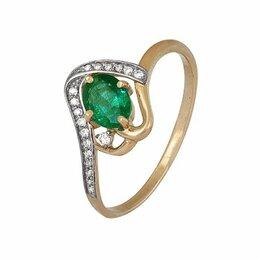 Кольца и перстни - 1910202500 Кольцо (Au 585) (17.0) Алмаз-Холдинг, 0