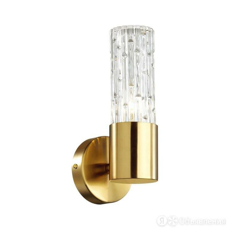 Бра Odeon Light Sabano 4841/1W по цене 7140₽ - Интерьерная подсветка, фото 0