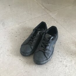 Кроссовки и кеды - Кеды кожаные на мальчика, 0