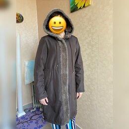 Куртки - Парка с мехом, 0