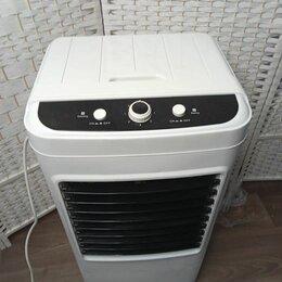 Промышленное климатическое оборудование - Обогреватель-увлажнитель-кондиционер напольный hf-608hc, 0
