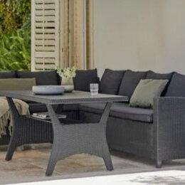 Плетеная мебель - Ротанговая мебель, уголок, диван из ротанга, стол, 0