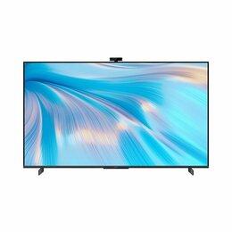 """Телевизоры - Телевизор HUAWEI Vision S 55 54.6"""" (2021), космический черный, 0"""
