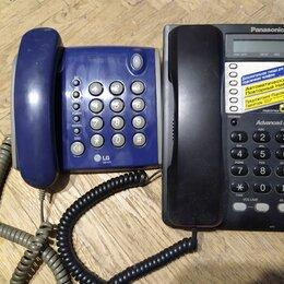 Проводные телефоны - Домашние телефоны, 0