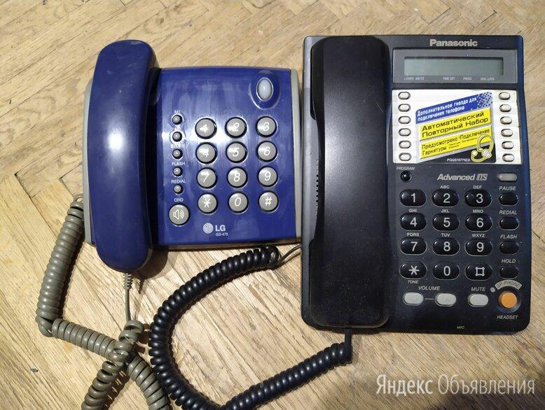 Домашние телефоны по цене 500₽ - Проводные телефоны, фото 0