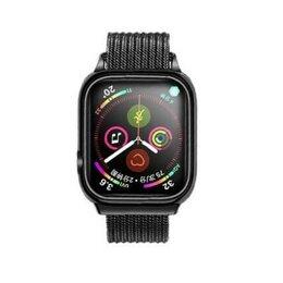 Ремешки для умных часов - Ремешок для Apple Watch USAMS US-ZB067 Magnetic Loop Strap 38/40mm черный, 0