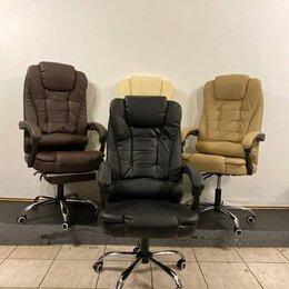 Компьютерные кресла - Компьютерное босс кресло с массажем, 0