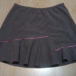 Юбки - Школьные юбки размер 134 - 146, 0