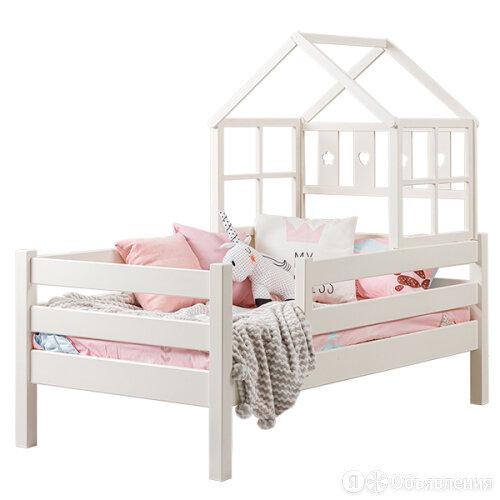 Детская кровать с крышей по цене 11990₽ - Кроватки, фото 0