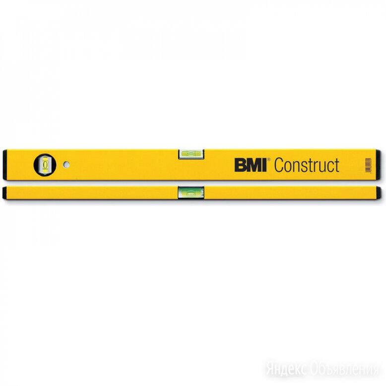 Пузырьковый уровень BMI CONSTRUCT по цене 1390₽ - Измерительные инструменты и приборы, фото 0
