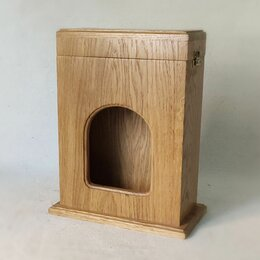 Подарочная упаковка - Деревянный футляр, 0
