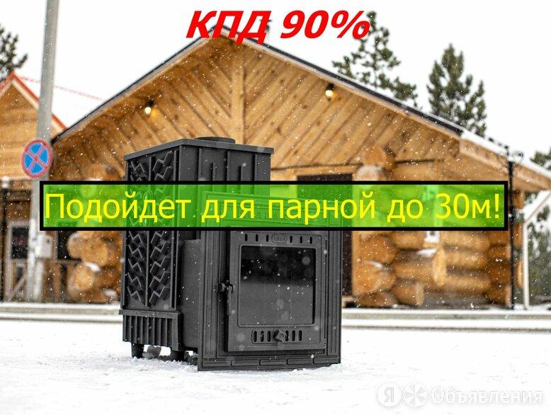 Печь для бани с полным сгоранием топлива по цене 68000₽ - Камины и печи, фото 0