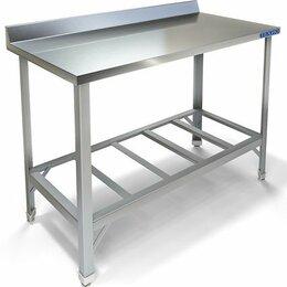 Мебель для учреждений - СТОЛ ПРИСТЕННЫЙ СПП-911/808, 0