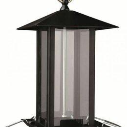 "Игрушки и декор  - Кормушка для птиц ""Trixie"", 19x20x19 см, цвет: черный, 0"
