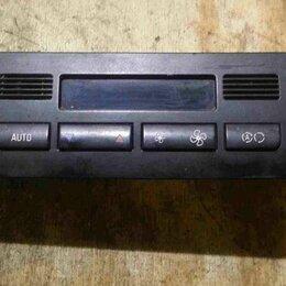 Отопление и кондиционирование  -  Блок управления климат контролем BMW E46, 0